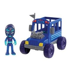 Pj Masks Night Ninja Turbo Blast Vehicle Toy
