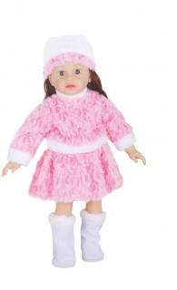 """P.Joy Baby Cayla My Sister 18""""/46cm Wit"""