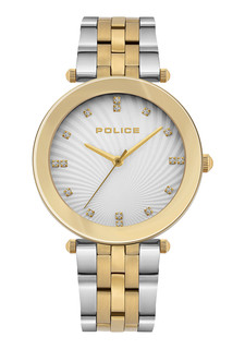 Police Chiba Watch For Women Silver Dial P15569MSG-04MTG