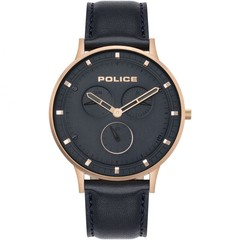 Police Gent BLUE LSTR  P 15968JSR-03
