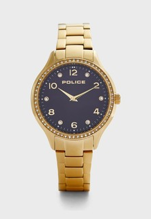 Police Lady  GLD BRAC  P 14674BSG-46M