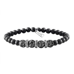 Police Men Stainless Steel Bracelet