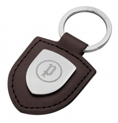 Police Shield Keyring For Men