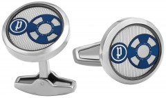 Police Stainless Steel Cufflinks For Men