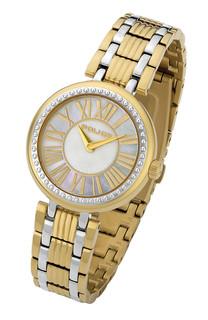 Police Womens Gold Bracelet Watch P14987BSTG-D28M