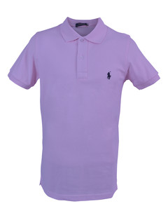 POLO RALPH LAUREN Pink MEN'S T-SHIRTS