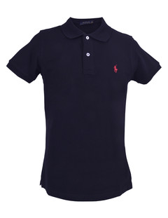 POLO RALPH LAUREN MEN'S Black T-SHIRTS