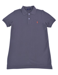 POLO RALPH LAUREN MEN'S Grey COLLARED T-SHIRTS