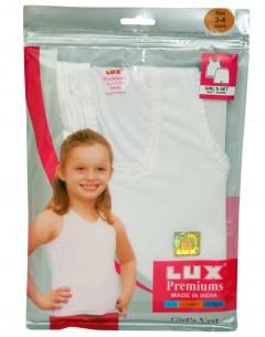Premium Girls Vest+Boxer   Set: 3-4Yrs