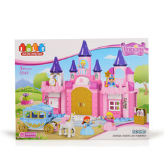 Princess Castle Blocks