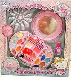 Princess Real Makeup Kit with Case
