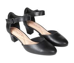 RAMARIM Black Women Heels -  36