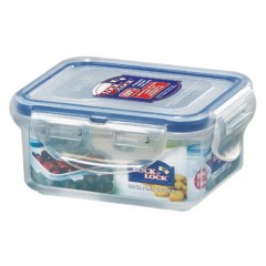 Rectangular Short Food Container 180Ml