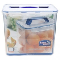 Rectangular Tall Container 8.5L W/Handle