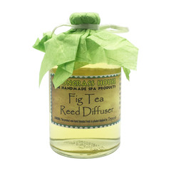 REED OIL DIFFUSER FIG TEA 120 ML.