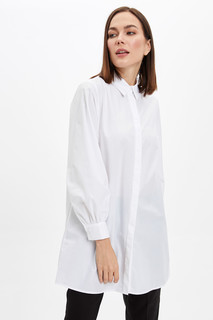 Relax Fit Basic Poplin Shirt 8682446512457  S