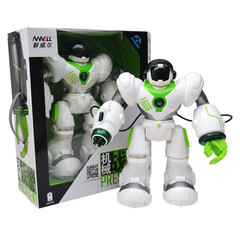 Remote Control Intelligent Robot
