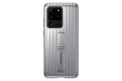 S20 Ultra Protective Cover silver