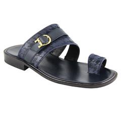 Shoe Palace Men Slippers V2752 Blue