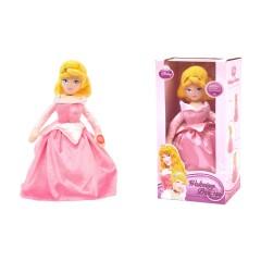 Simba Disney Plush Bo Dancing Sleeping Beauty Pink 11 Inch