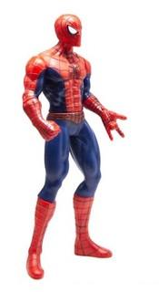 Small Spiderman Superhero Figure