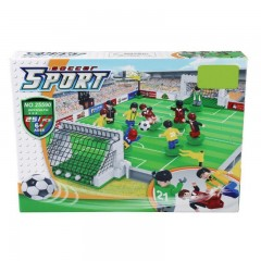 Soccer Sport Games Bricks Set 251Pc