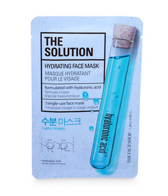 Solution Hydrating Face Mask