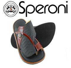 Speroni Black Macao Bordeaux Patent