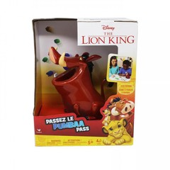 Spin Master Game Disney Lion King Pass Pumbaa