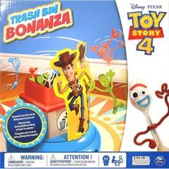 Spin Master Game Toy Story 4 Trash  Bin Bonanza