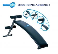 Sports+Ergonomic Ab Bench 9Kg