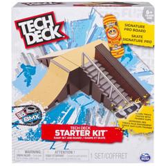 Tech Deck Starter Kit- skateboard