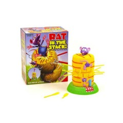 Think Fun Game Rat In The Stack