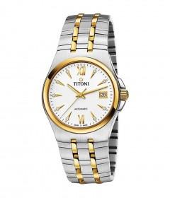 Titoni Impetus Men Date Automatic Mens Watch