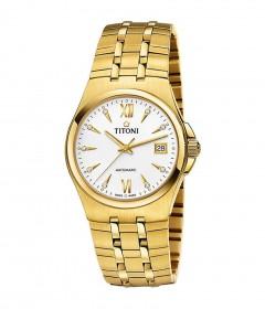 Titoni Impetus Men Date Automatic Watch