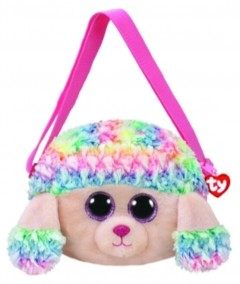 Ty Fashion  Dog Rainbow Purse