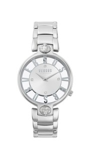 Versus Kirstenhof Women'S Watch Silver Wvsp490518