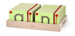 Viga Magnetic Writing Board Lowercase Set