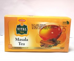 Vital  Masala Tea  25 Tea Bag