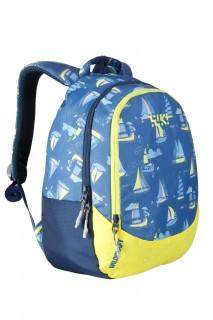 Wiki J1 School B/Pack Sailor 14In Blu