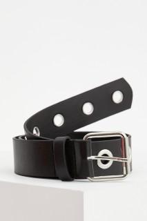 Woman Belt BLACK- 80