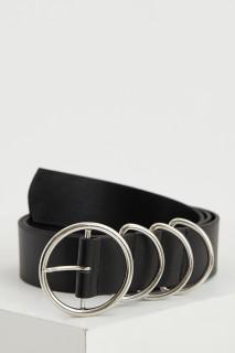 Woman Belt BLACK- 85