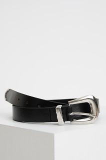 Woman Belt BLACK- 95