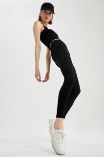 Woman BLACK Trousers-M/L