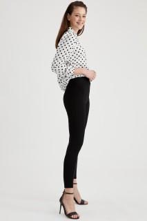 Woman Leggings BLACK- S