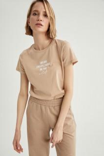 Woman LT.VISON Short Sleeve T-Shirt-3XL