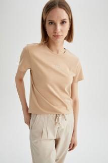 Woman LT.VISON Short Sleeve T-Shirt-S