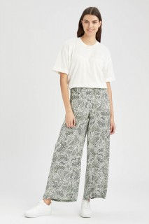 Woman MINT Woven Trousers-36