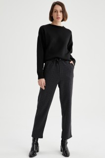 Woman Trousers ANTHRA- S