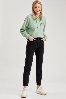 Woman Trousers BLACK- 26